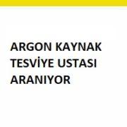 argon kaynak tesviye ustası aranıyor, argon kaynakçısı iş ilanları, argon kaynakçısı arayan, argon kaynakçısı ilanları istanbul, tesviye ustası, tesviyeci, argon kaynakçısı iş ilanları sayfası
