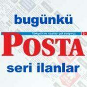 posta iş ve eleman ilan sayfaları