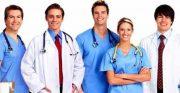 Genel cerrahi, üroloji, cildiye doktoru