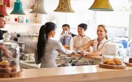 Restauranta kasiyer - yardımcı eleman - Mecidiyeköy
