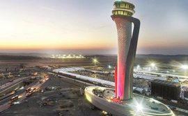 3.Havalimanı'ndaki şantiyemize Cephe Kaplama Ustası