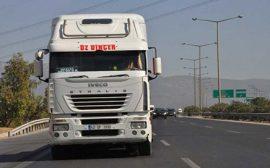 Hafriyat Tır Şoförü - Anadolu Yakası