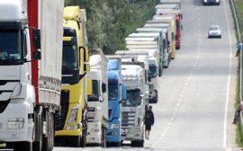Anadolu Yakası Hafriyat Tır Şoförü